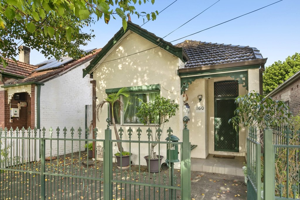 160 Addison Road Marrickville House Sold